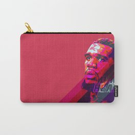 GREG ODEN MIAMI HEAT Carry-All Pouch