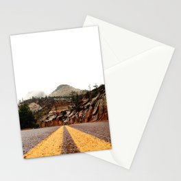 """""""The Road"""" Stationery Cards"""