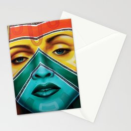 Esther, Inspired by Madonna Stationery Cards