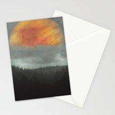 Spaces XVI - Fireball Stationery Cards