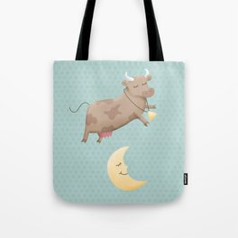 Hey diddle diddle Tote Bag