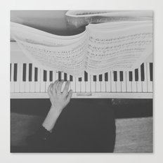 play // instagram // Canvas Print