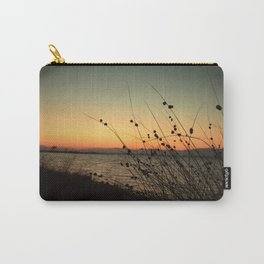 Dusk Down the Shore Carry-All Pouch