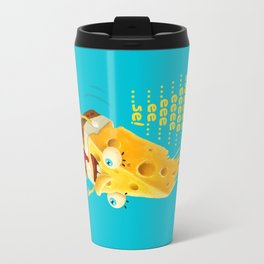 Say cheese Travel Mug