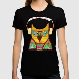 The Owl rustic song T-shirt