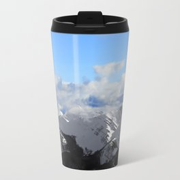 Snow Caps Travel Mug
