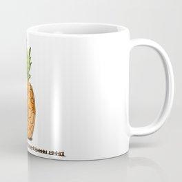 My Pineapple home Coffee Mug
