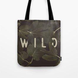 Wild I Tote Bag