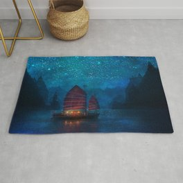 Our Secret Harbor Rug
