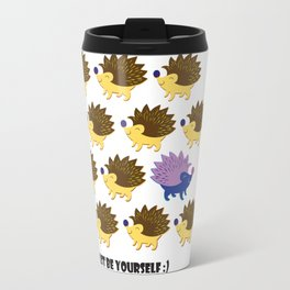Just Be Yourself Travel Mug