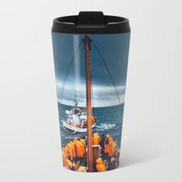 Husavik Metal Travel Mug
