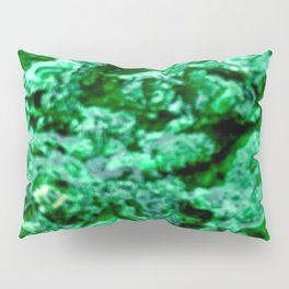 Wet Kryptonite Pillow Sham