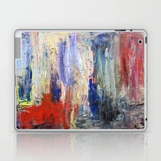 Untitled Abstract #5 Laptop & iPad Skin