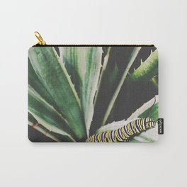 The Agave and the Caterpillar  Carry-All Pouch