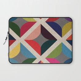 Colourful Geometric Laptop Sleeve
