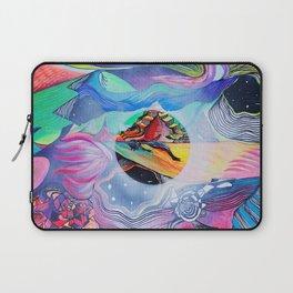 Floating Laptop Sleeve