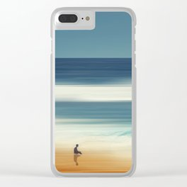 Truth in Clarity Clear iPhone Case