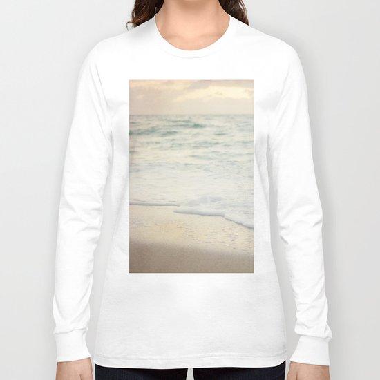 Beach Sunset Long Sleeve T-shirt