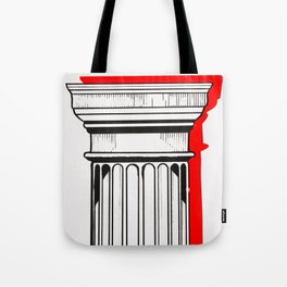 Column I Tote Bag