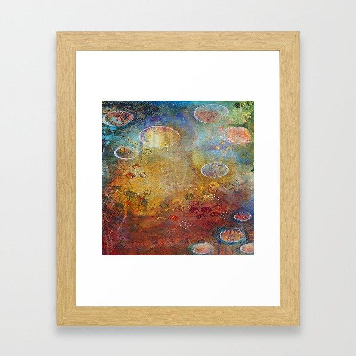 Rejuvenate: Up Close Framed Art Print