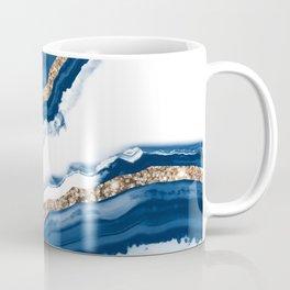 Agate Glitter Glam #15 #gem #decor #art #society6 Coffee Mug