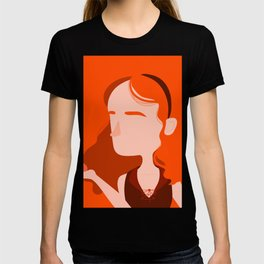 """Color Girl Series: """"Clementine"""" T-shirt"""