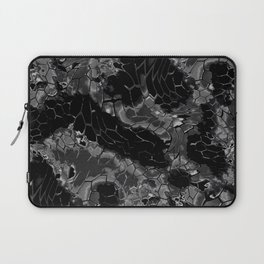 black dragon scales camouflage Laptop Sleeve