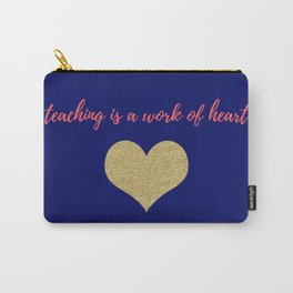 Teachers Gifts Carry-All Pouch