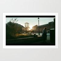 Strasbourg 2 Art Print
