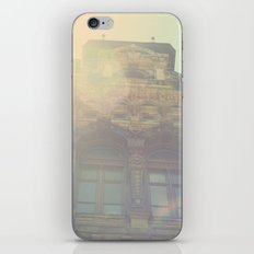 Sunny Ornament iPhone & iPod Skin