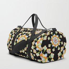 Jaipur Blossom Mandala Duffle Bag