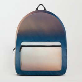 Sunset after the rain Backpack