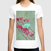 butterfly T-shirts featuring butterfly by  Agostino Lo Coco