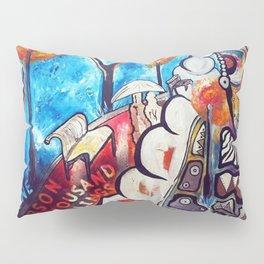 O.P.A.T.F Pillow Sham