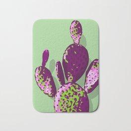 Cactus Art04_#5 Bath Mat
