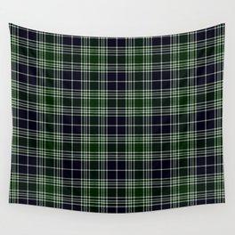 Scottish Clan Plaid Wall Tapestry