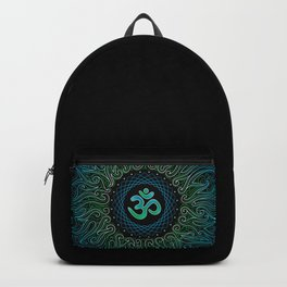 pranava yoga Backpack