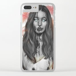 Just One Bite Clear iPhone Case