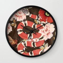 gc snake Wall Clock