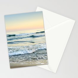 Serenity sea. Vintage Stationery Cards