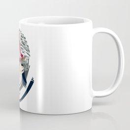 GRETSCH WHITE FALCON Coffee Mug