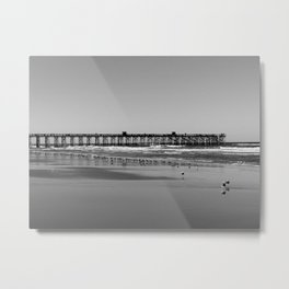 Flagler Beach Metal Print
