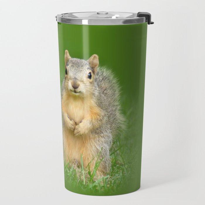 Squirrels-Brothers Travel Mug