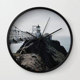 Light House 3 Wall Clock
