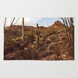 Saguaro Garden Rug