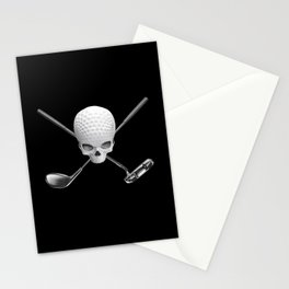Fairway to Hell Stationery Cards