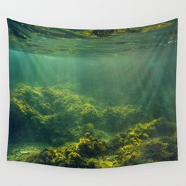 Underwater 2.0 IV. Wall Tapestry