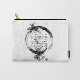 Sun Sign  Carry-All Pouch