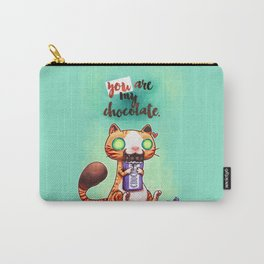 Chocolate addict Carry-All Pouch