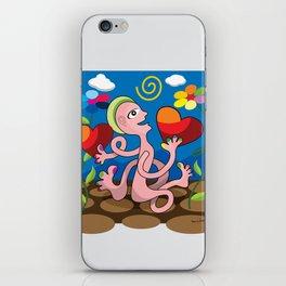 Loving iPhone Skin